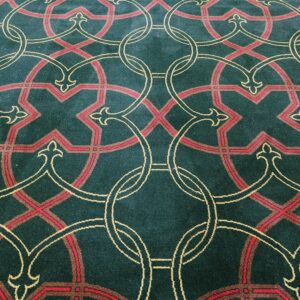 Contract Green Axminster – 4.80m x 3.60m (17.28m2)