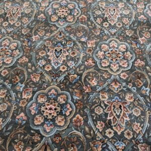 Multi Coloured Floral Axminster – 3.60m x 3.40m (12.24m2)